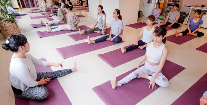 Yoga amritaヨガアムリタ